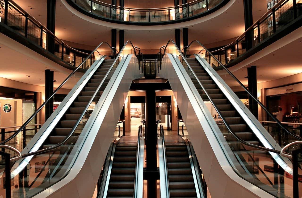 arquitectura edificio comercial