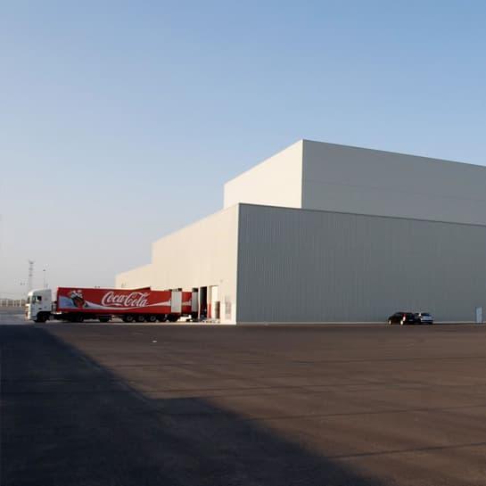 proyecto centro distribución logistica