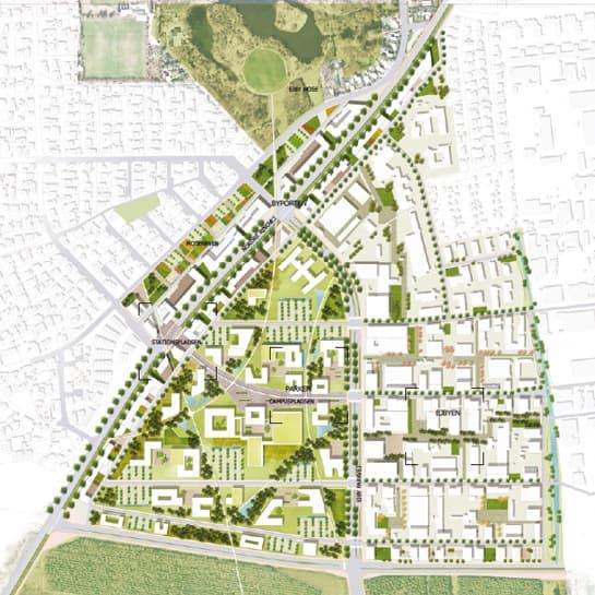 proyecto plan urbanístico
