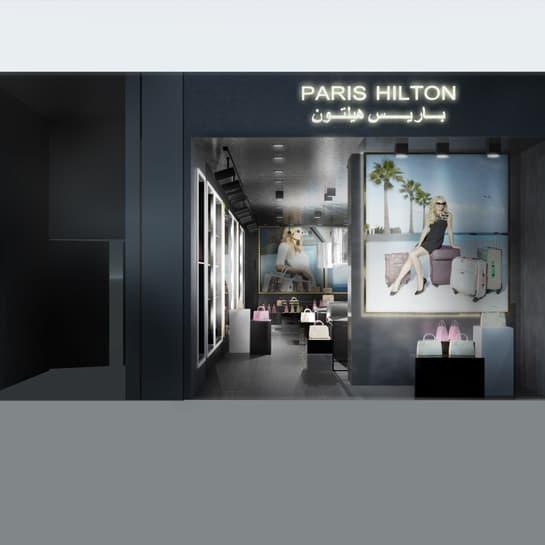 proyecto Tiendas paris hilton