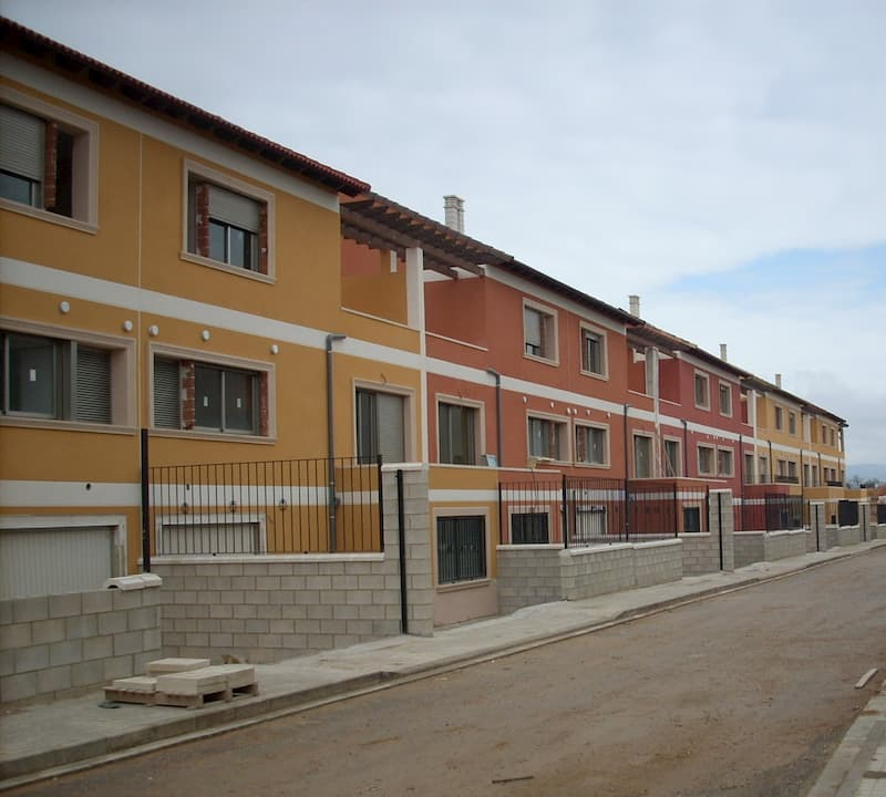 arquitectura edificios residenciales valencia